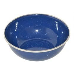 AB Enamel 14cm bowl, blue