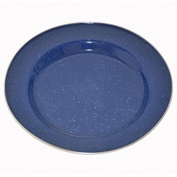AB Эмаль 25см блюдо, синий