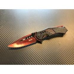 Joker JKR559 pocket knife, red