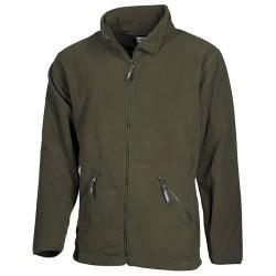 "Fleece Jacket, ""Arber"", OD green"