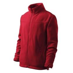 Adler Kids Fleece jacket, marlboro red
