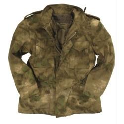 Стиль США M65 поле куртка с подкладкой, Mil-tacs FG