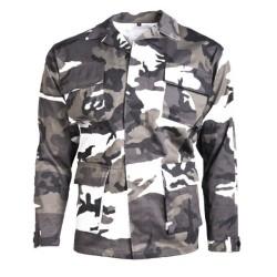 US Field Jacket BDU style, urban camo