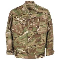 """Рубашка полевой британской армии """"Barrack"""", камуфляж MTP"""