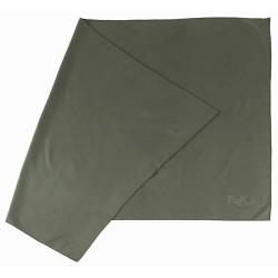 Fox Outdoor matkarätik 130 x 80 cm, kiirelt kuivav, oliivroheline