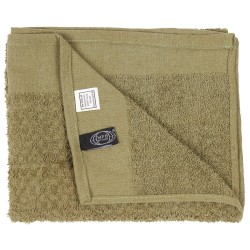 BW Terry towel, rätik 90 x 45 cm, oliivroheline