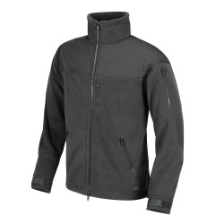 Helikon Classic Army fleece jacket, Shadow Grey