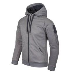 Helikon Urban Tactical hoodie, Melange Grey