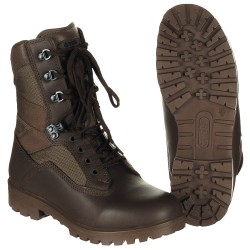 YDS Kestrel Patrol GB Desert Combat boots, brown