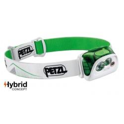 Petzl Actik® Hybrid налобный фонарь, зеленый