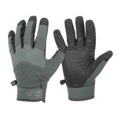 Tactical Gloves, Helikon Impact Duty Winter MK2, Shadow Grey / Black