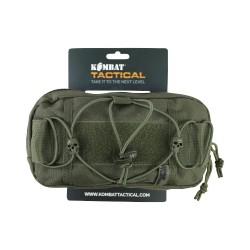 Fast pouch praktiline tasku, Molle, oliivroheline