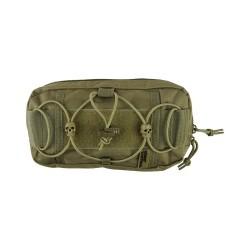 Fast pouch praktiline tasku, Molle, coyote