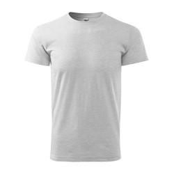 Adler T-shirt Heavy new x37, ash melange