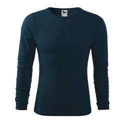 Adler FIT-T Рубашка с длинным рукавом, navy blue
