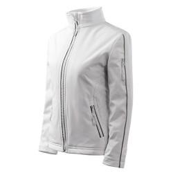 Adler 510 Softshell jacket for women, white