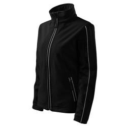 Adler 510 Softshell jacket for women, black