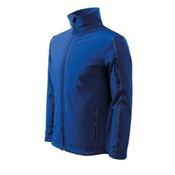 Adler 510 Softshell jacket for women, royal blue
