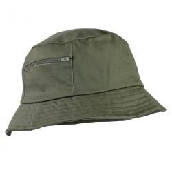 AB Kalamehe kaabu taskutega, oliivroheline