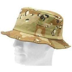 AB Kalamehe kaabu taskutega, 6-värviline kõrbelaik
