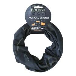 """Многофункциональный головной убор """"Tactical Snood"""", BTP Black"""