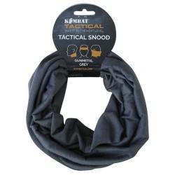"""Многофункциональный головной убор """"Tactical Snood"""", Gunmetal Grey"""