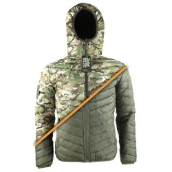 Xenon Reversible jacket, BTP/Olive Green