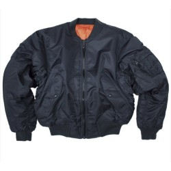 Teesar® US Flight Jacket, MA1®, dark blue