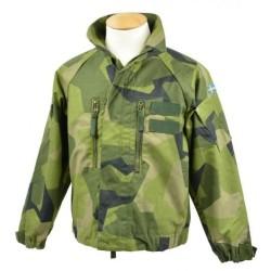 Оригинальные шведские армейские куртка, камуфляж M90P