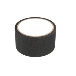 Каменная тканевая лента, 4,5 м, черный