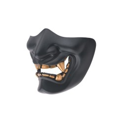 Devil mask, black