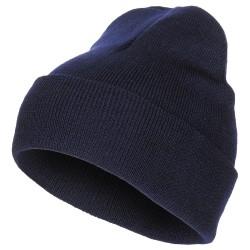 Watch Cap, wool, blue