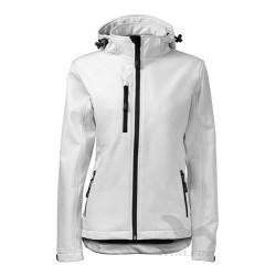Malfini Performance Softshell jacket for women, white