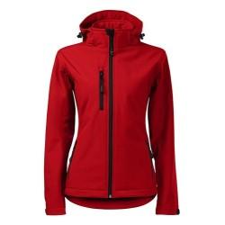 Куртка Malfini Performance Softshell для женщин, красный