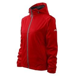 Куртка Malfini Cool Softshell Wind для женщин, красный