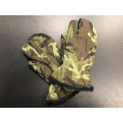 Чешские зимние перчатки, M95 camo
