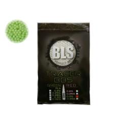 BLS Perfect Flourescent airsoft kuulid 0,25g, 1kg