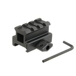 ACM 25mm Mini Riser для рельса, черный