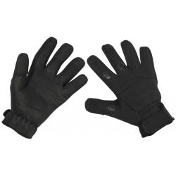 """Перчатки """"Combat"""", неопрен, черный"""