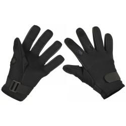 """Перчатки """"Mesh"""", неопрен, черный"""