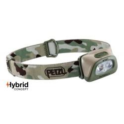Petzl Tactikka® +Hybrid headlamp, camo