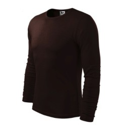 Adler FIT-T Рубашка с длинным рукавом, coffee