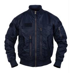 США бомбер Куртка, Tactical, темно-синий