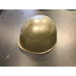 Polish helmet, OD green