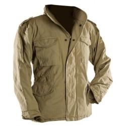 Стиль США M65 поле куртка, sand