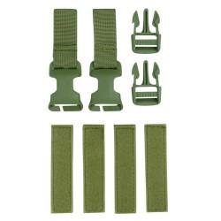 Kombat Buckle-Tek Conversion Kit - olive green