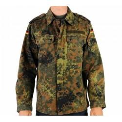 Бундесвер куртка, BW камуфляж