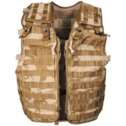 British Tactical molle vest, DPM desert camo