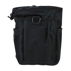Kombat tühjade salvede tasku, must