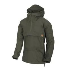 Helikon Woodsman Anorak jacket, Taiga Green